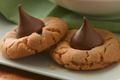 Peanut Butter Kiss Cookies & Chocolate Snowball Cookies