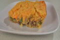 Mexican Cornbread And Beef Casserole