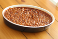 Baked Beans with Field Roast Sausages