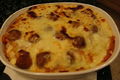 How To Make Baked Pasta With Cheesy Meatballs