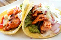 How To Make Baked Salmon Tacos With Slaw