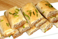 How To Make Baklava Roll