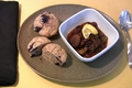 How To Make Banana Blueberry Nut Muffin With Dry Fruit Compote