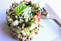 Quinoa and Pearled Barley Salad