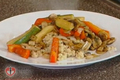 Barley With Caramelized Vegetables Recipe Video