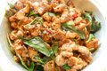 How To Make Pan Asian: Basil Chicken (Gai Pad Krapao) -- Thailand