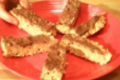 Peanut Butter Crispy Squares: Cookie Jar