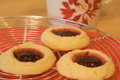 How To Make Raspberry Thumbprint Cookies: Cookie Jar