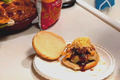 Frito Pie Burgers