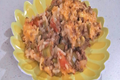 Unstuffed Green Peppers With Rice