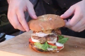 How To Make Grilled Beef Burger