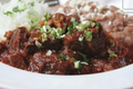 Pressure Cooked Beef Chili