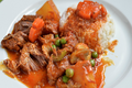 Beef Mechado (Beef Stew in Tomatoes)
