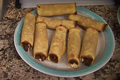 How To Make Ground Beef Taquitos - Cooked Two Ways Fried & Baked With Guacamole
