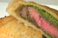 Spinach Beef Wellington
