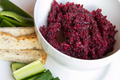 How To Make Roasted Beetroot Dip