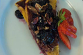 Best Fruit Now - French Toast with Blueberry Syrup Recipe Video