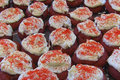 Betty's Cream Cheese Frosting For Red Velvet Cookies- Valentine's Day