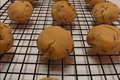 Betty's Pecan Sandies (Grandson Carter Helps)