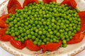 How To Make Betty's Roasted Red Peppers And Steamed Green Peas