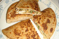 How To Make Betty's Southwestern Chicken Quesadilla