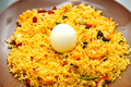 How To Make Spicy Schezwan Biryani