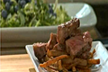 How To Make Bison Steak Frites