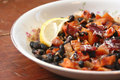 Black Bean and Butternut Squash Chili