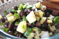 How To Make Healthy Black Bean Salsa
