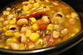 Black Eyed Peas Soup