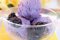 How To Make Blackberry Ice Cream