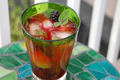 How To Make Blackberry Balsamic Mojitos