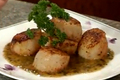 How To Make Sea Scallops With Cilantro Butter Sauce