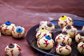 How To Make Bloody Eyeballs - Halloween Recipe