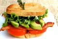 How To Make BLT with Avocado and Lemon Thyme Mayo