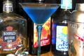 How To Make Blue Bikini Martini