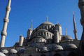 Visiting the Blue Mosque in Istanbul, Turkey (Sultan Ahmed Mosque)