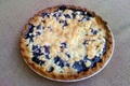 How To Make Blueberry-Sour Cream Pie