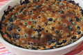 Easy Clafoutis With Fresh Blueberries