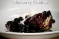 Delicious Blueberry Cobbler