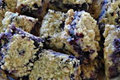 How To Make Blueberry Orange Cream Bars