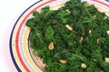 Kale with Garlic and Soya 