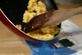 How To Make Breakfast Platter - Part 1 - Making Scrambled Eggs