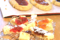 How To Make Jam Filled Shortbread Cookies