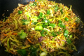 Healthy Low Carb Stir Fry Broccoli Slaw
