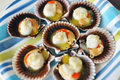 How To Make Broiled Scallops with Garlic Butter