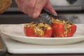 Healthy Vegetarian Stuffed Pepper