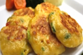Korean Food: Butter Bean Jeon (콩 전)