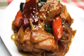 Korean Food: Andong Braised Chicken (안동 찜닭)
