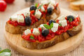How To Make Bruschetta Caprese